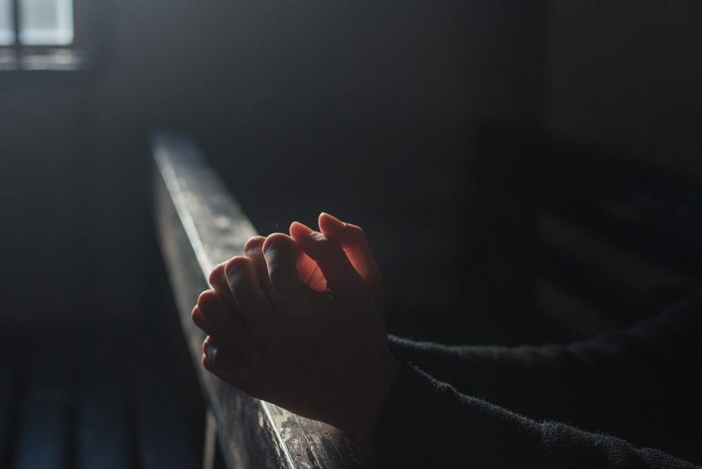 modlitwa chrześcijańska