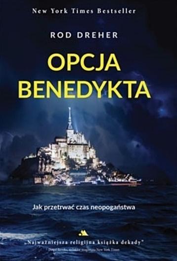 Opcja Benedykta księgarnia nowośći