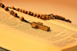 rozważania różańcowe biblijne